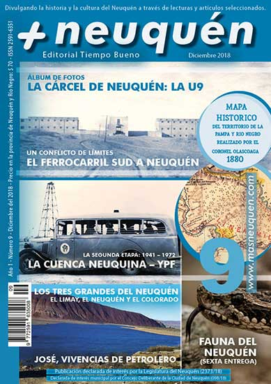 Revista Más Neuquén nº 9