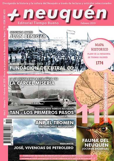 Revista Más Neuquén nº 11