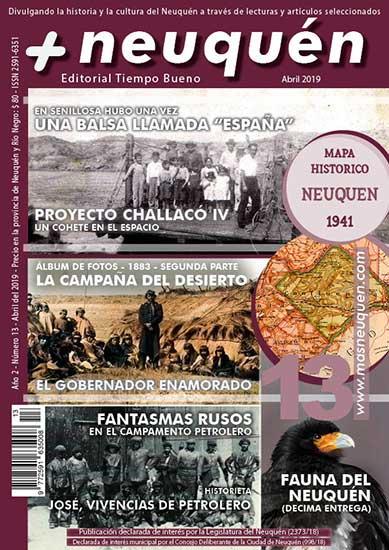 Revista Más Neuquén nº 13