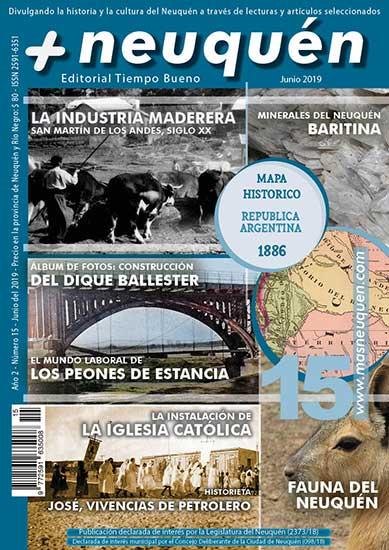 Revista Más Neuquén nº 15