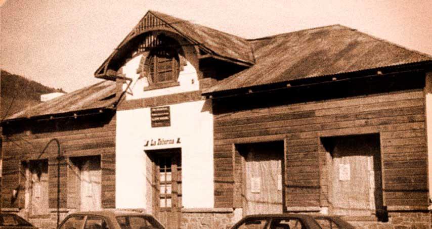 Antiguo Banco Nación - San Martín de los Andes.