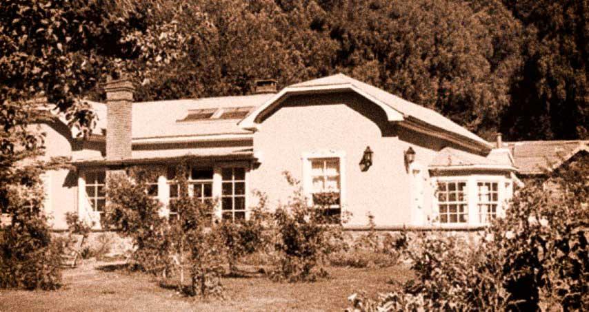 Antiguo Residencial Villa Bibi - San Martín de los Andes.