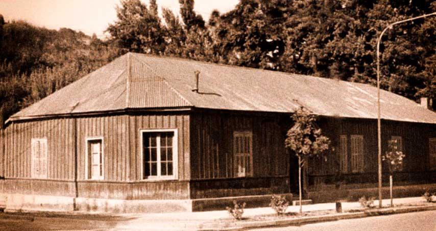 Casa del Dr. Koessler - San Martín de los Andes.
