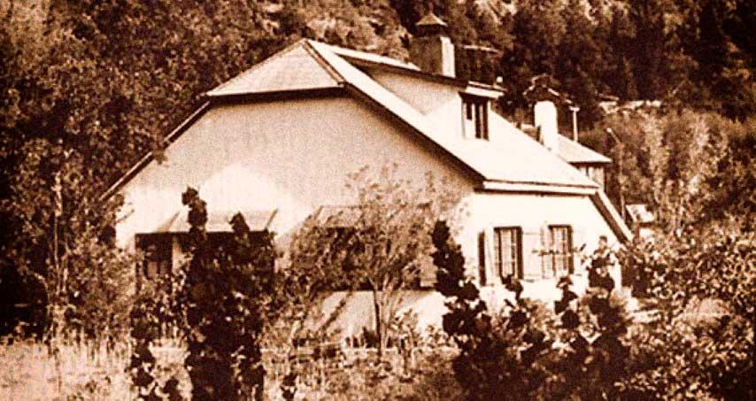 Casa Dr. Nuñez - San Martín de los Andes.