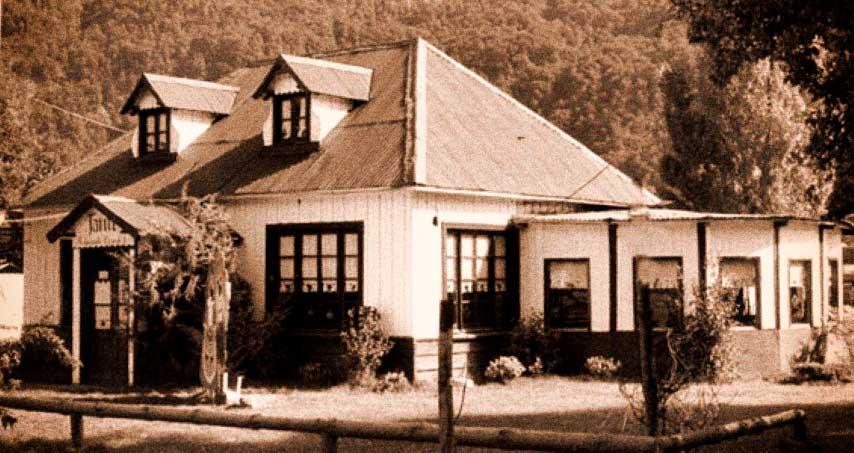 Casa de la Familia Chidiak - San Martín de los Andes.