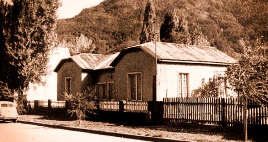 Casa Familia Ragusi - San Martín de los Andes.
