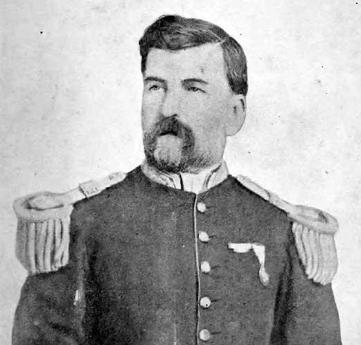 Coronel Manuel Olascoaga - Primer gobernador del territorio del Neuquén