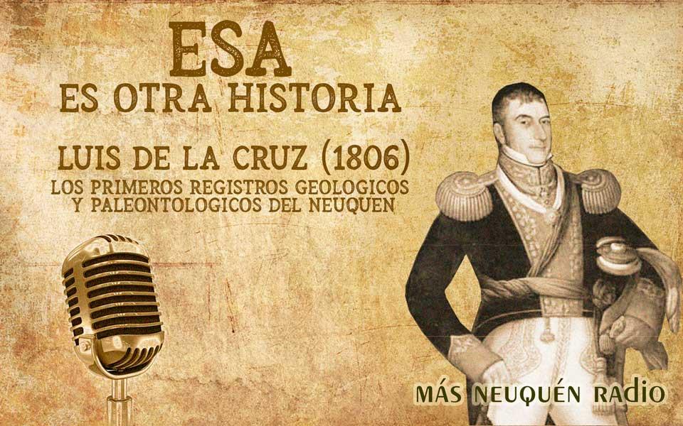 La expedición de Luis de la Cruz en 1806