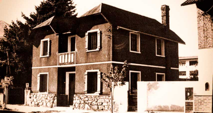 Casa Neneta Gingins - San Martín de los Andes.