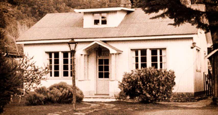 Casa Holl - San Martín de los Andes.