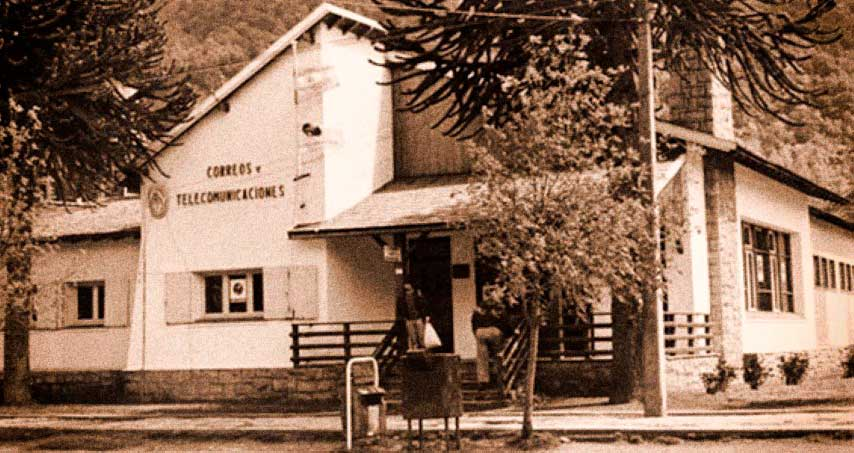 Correo - San Martín de los Andes.