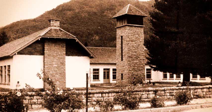 Escuela Nº 5 - San Martín de los Andes.