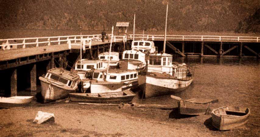 Muelle - San Martín de los Andes.