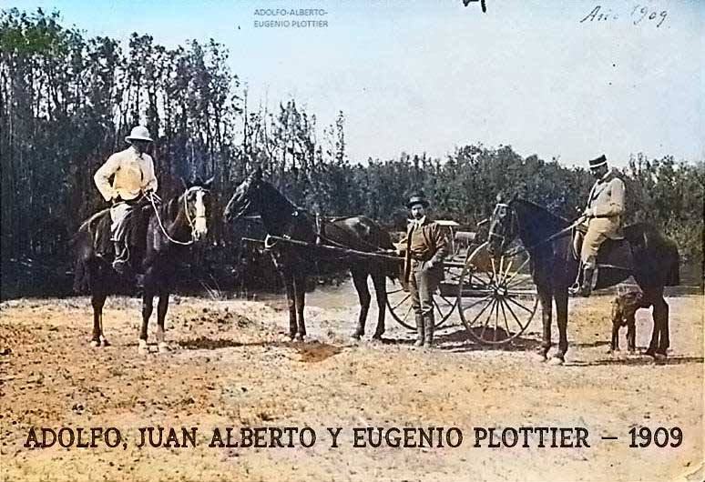 Los hermanos Plottier