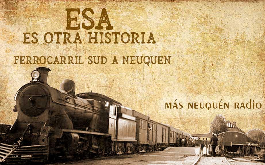 Ferrocarril Sud a Neuquén. Un conflicto de límites.