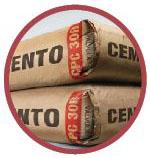 Construcción - cal / cemento