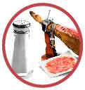 Salado y curado (industria alimenticia