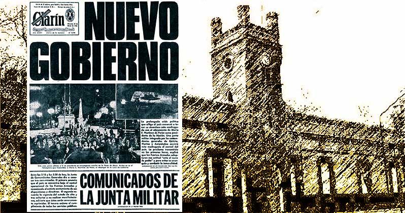 Golpe de estado de 1976 en Neuquén.