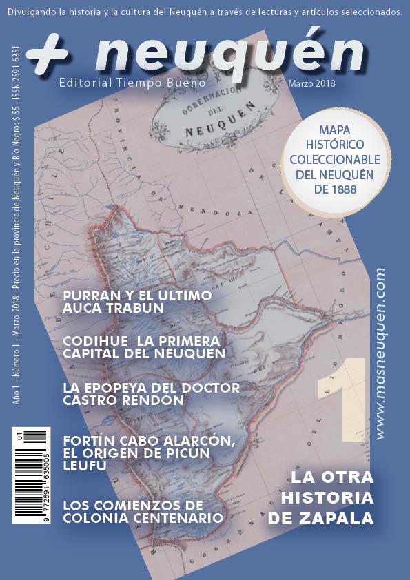 Revista Más Neuquén número uno