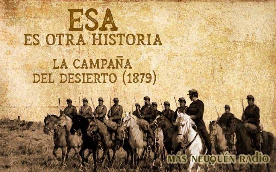 La campaña del desierto (1879)