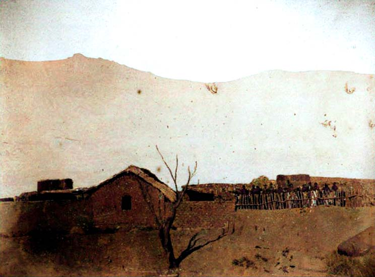 Fortín Huaranchenque