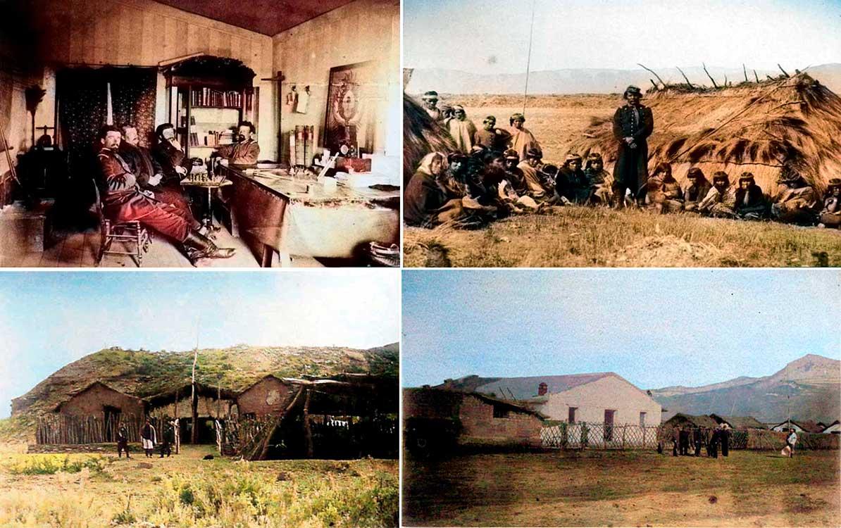 La campaña del desierto – 1883 – Fotografía – Segunda parte