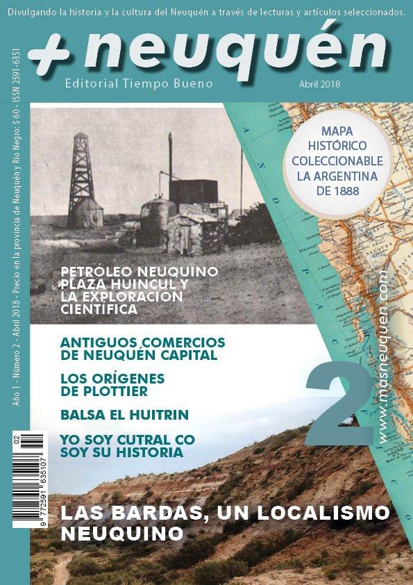 Revista Más Neuquén número dos