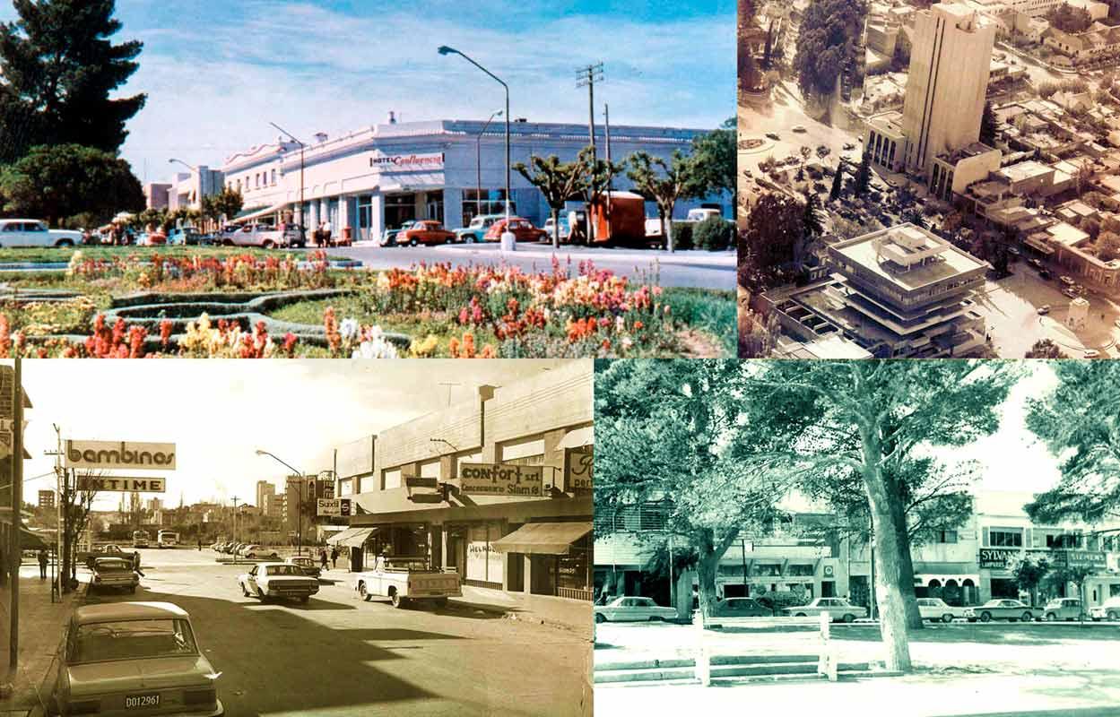 Neuquén Capital, década del ´60 - ´70, en 11 imágenes