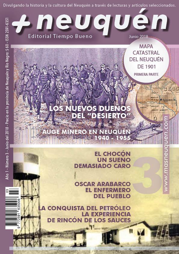 Revista Más Neuquén número tres
