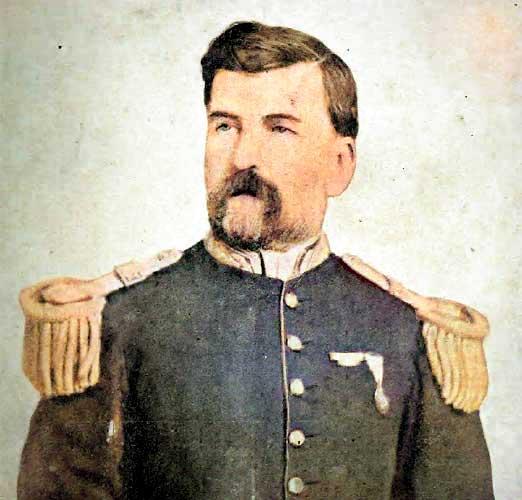 Coronel Manuel Olascoaga