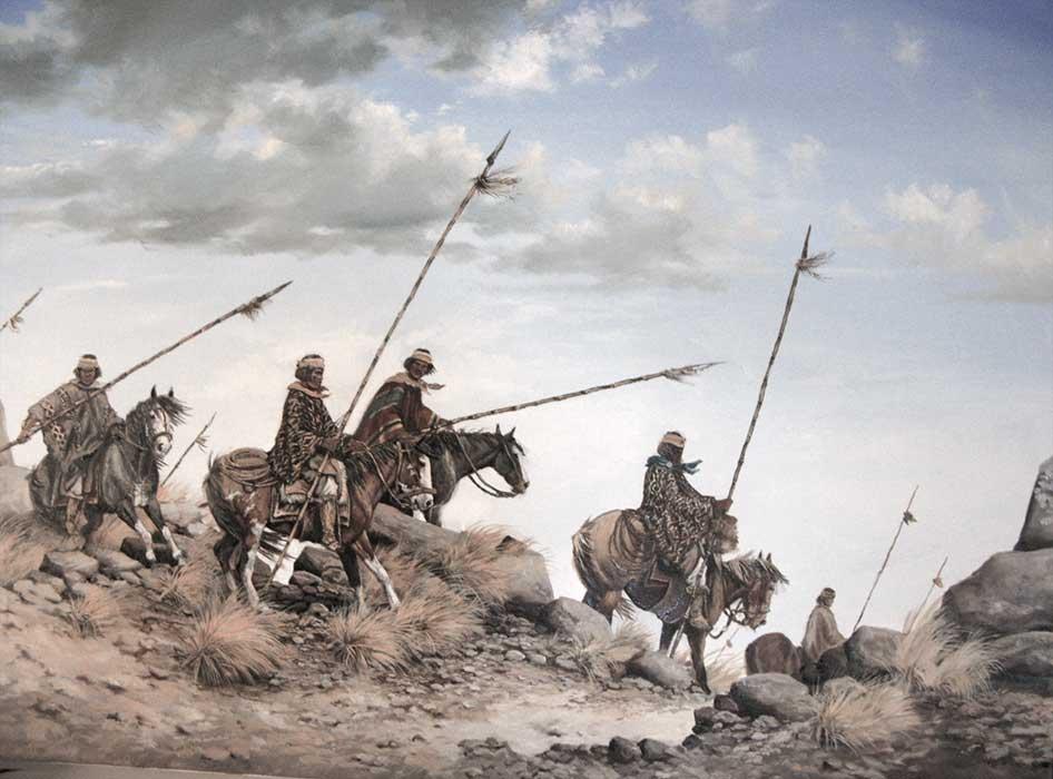 Imagen ilustrativa. Pintura de Francisco Madero Marenco.