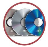 Fabricación de CD - DVD