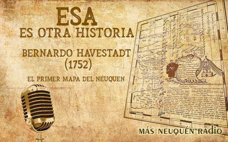 Esa es otra historia - Bernardo Havestadt (1752)