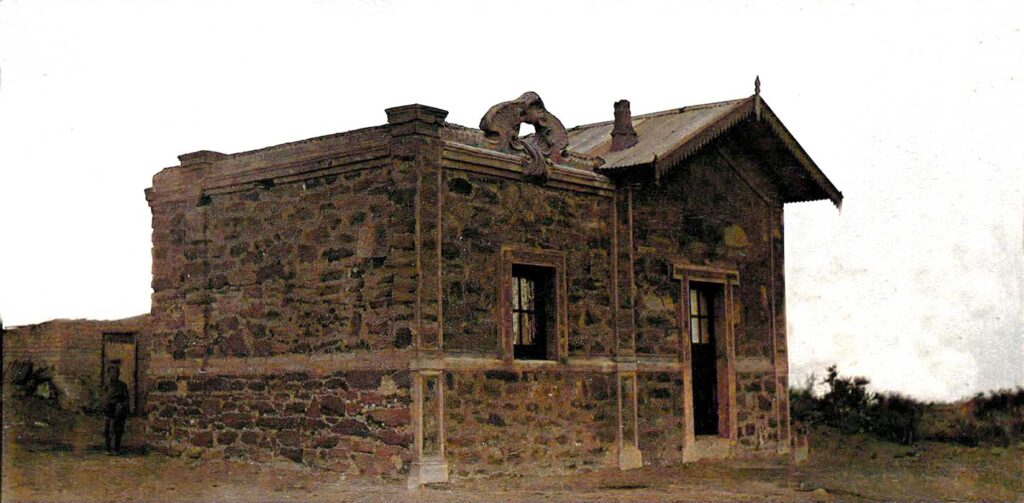 Casa para obreros con familia - 1919