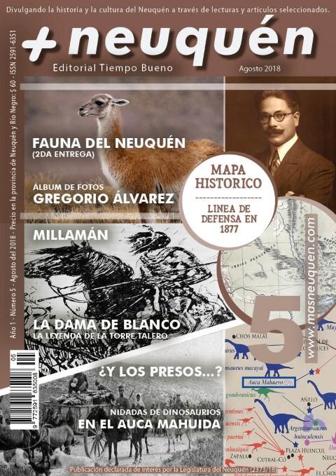 Revista Más Neuquén número 5.