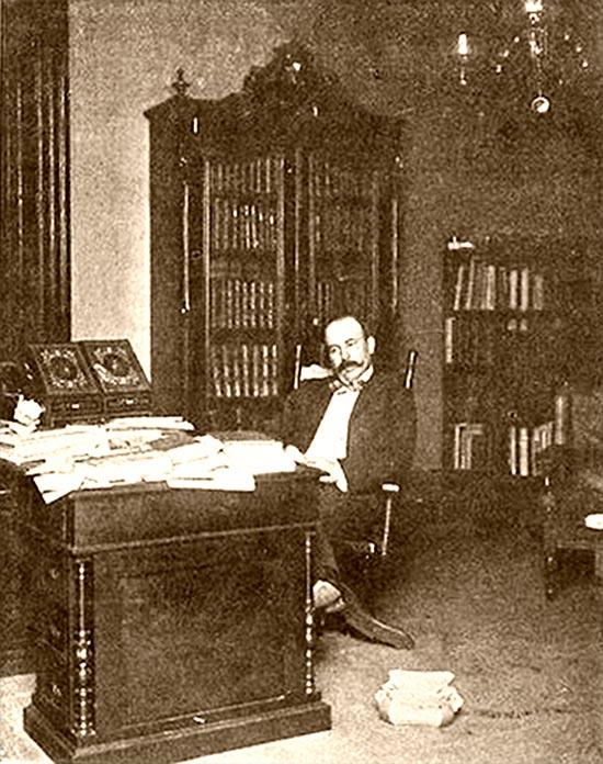 Carlos Gregorio Malbrán, destacado médico y legislador argentino de fines del siglo XIX y principios del XX, pionero en la investigación bacteriológica y figura de la salud pública argentina.