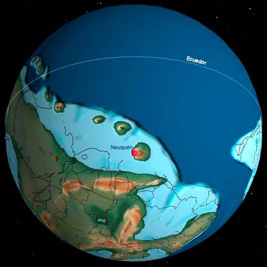 Hace 430 millones de años