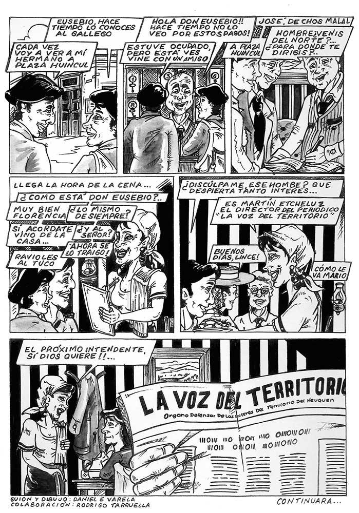 José, vivencias de petrolero - Episodio 7 - 03