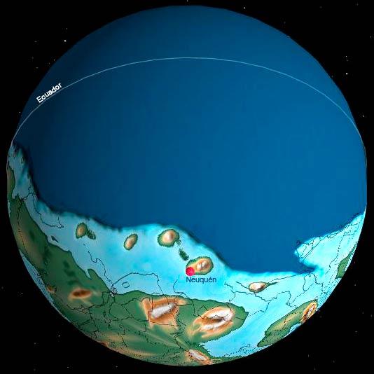 Hace 400 millones de años