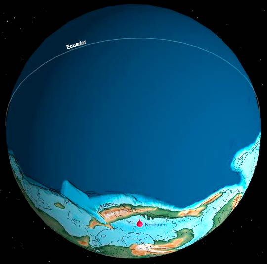 Hace 370 millones de años
