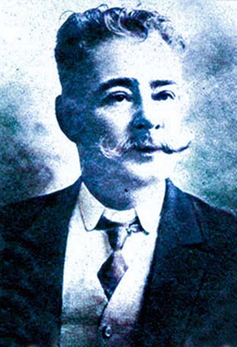 Gobernador del Territorio del Neuquén Carlos Bouquet Roldán
