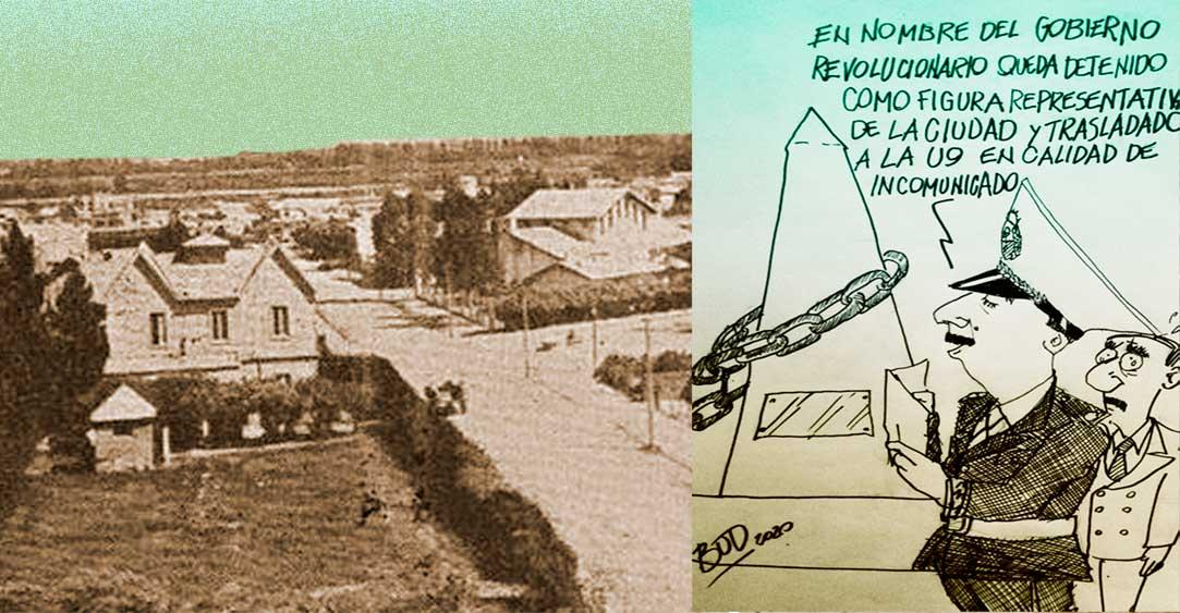 Locas conspiraciones. El golpe del treinta en Neuquén.
