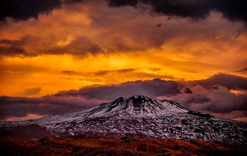 Volcán Tromen