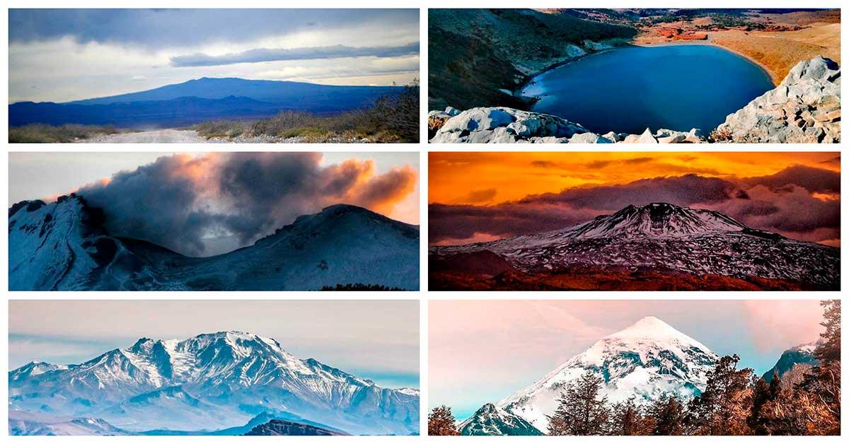 Volcanes de Neuquén