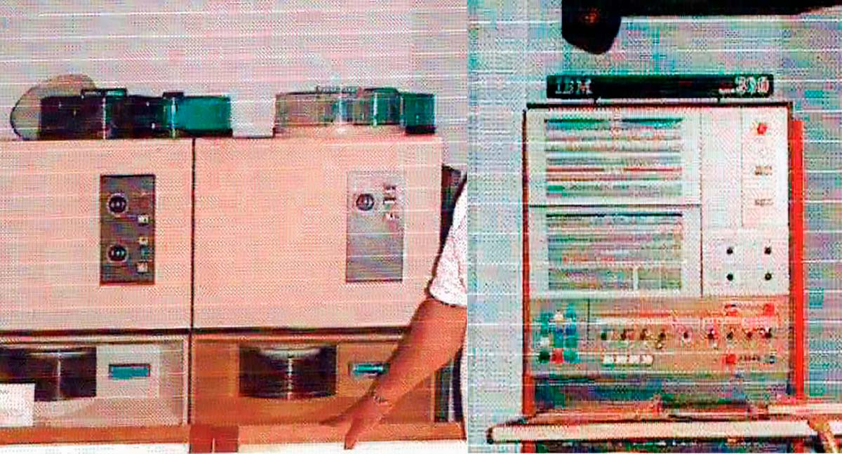 Los inicios de la informática neuquina