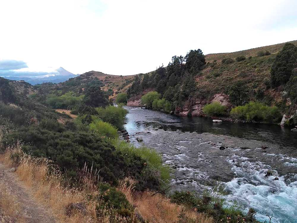 Río Chimehuín