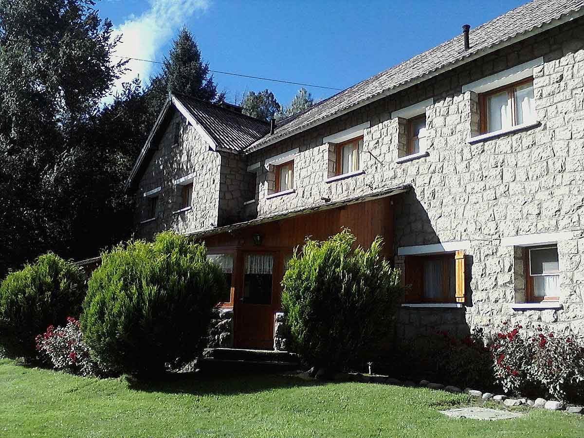 Así luce hoy el ex Hotel Los Andes. Archivo de la autora