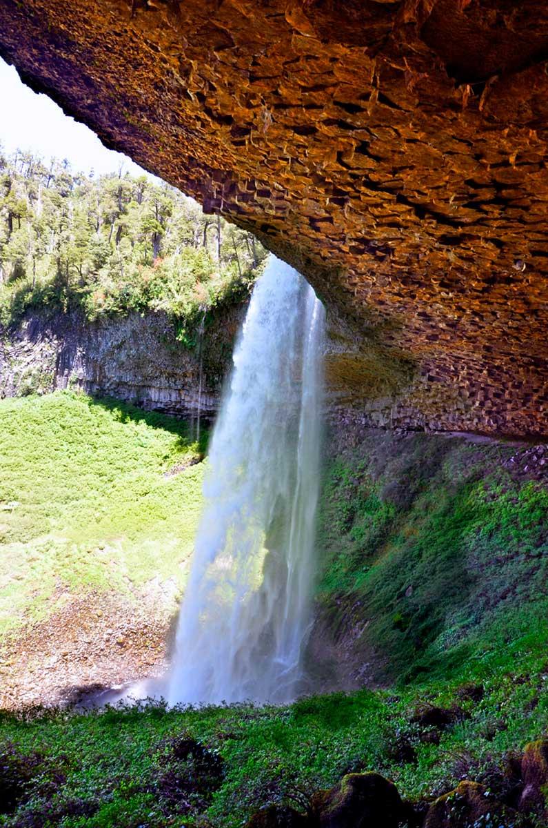 Cascada Santa Ana