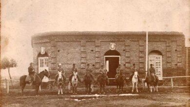Imagen ilustrativa - 1905 - Junín de los Andes - Primera Comisaría