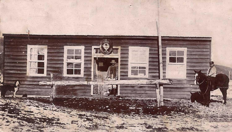 Imagen ilustrativa: Propiedad de Serafín Galán Deheza - 1905 - Junín de los Andes